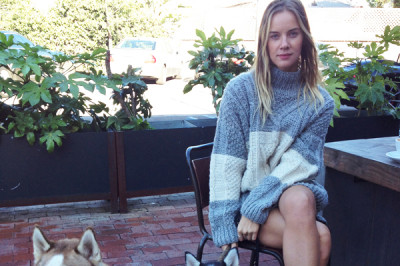 You Know this Girl. Cassandra Kellogg of Minimale Animale