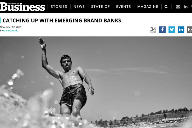 Transworld Business - Banks