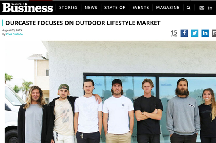 Transworld Business - OurCaste
