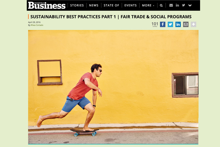 Transworld Business - Sustainability Best Practices Series